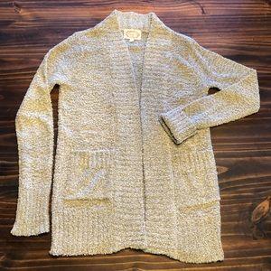 Ambiance Chunky Cardigan, Size Medium, EUC